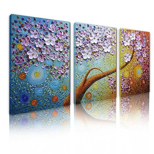3D Canvas Wall Art: Amazon com