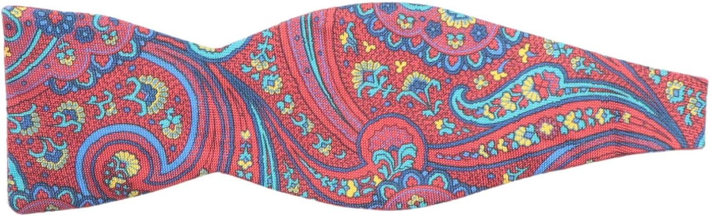Edward Armah Men's Batey Reversible Patterned Tie Bow