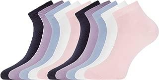 oodji Ultra Mujer Calcetines Tobilleros (Pack de 10),