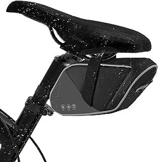 Pvnoocy Fahrrad-Satteltasche Stra/ßenfahrr/äder wasserdicht f/ür Mountainbikes