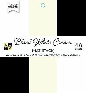 DCWV Card Stock 6
