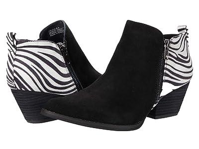 VOLATILE Lanai (Black/White/Zebra) Women
