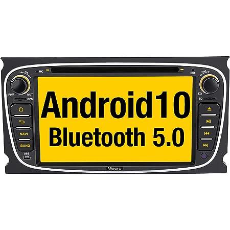 Vanku Android 10 Autoradio Für Ford Radio Mit Navi Elektronik