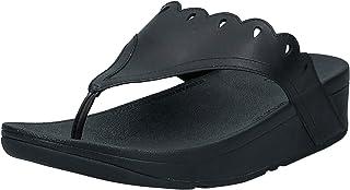 FitFlop Esther Floret Toe-Thongs Women's Sandals
