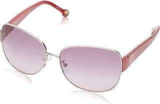 26bc4ecd10c52 Carolina Herrera Women s SHE020-8YA Square Sunglasses