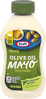 Kraft Mayo with Olive Oil (12oz Bottle)