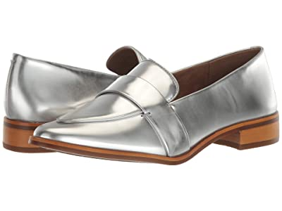 Aerosoles Eden (Silver Metallic) Women