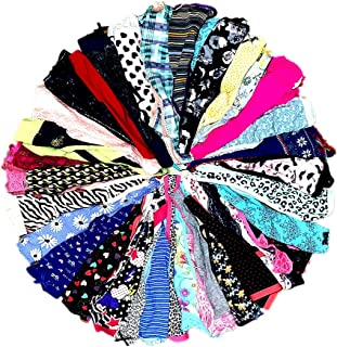 DIRCHO Women Underwear Variety of Panties Pack Lacy Thongs G-Strings Cotton Briefs Hipsters Bikinis Undies