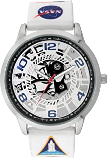 The NASA Voyager Collection's Orbit - White Watch - Inspired by The Apollo 11 Space Suit