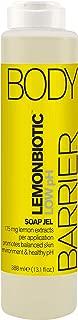 Body Barrier Lemonbiotic Low Ph Soap Jel, 13.1 fl. oz.