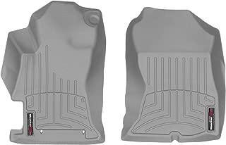 WeatherTech Custom Fit FloorLiner for Crosstrek/Impreza - 1st Row (Grey)