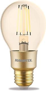 Glow MI - Marmitek Smart me - Smart WiFi LED lamp - E27 - 650 Lumen - 6 W = 40 W - A60 - LED Filament lamp - 60 x 118 mm -...