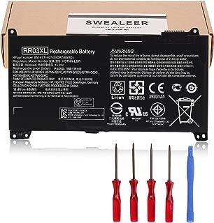 SWEALEER Compatible RR03XL HSTNN-Q02C Battery if Applicable HP ProBook 430 440 450 455 470 G4 mt20 Replacement for 851477-421 851477-541 851477-831 HSTNN-UB7C 851610-850 HSTNN-LB7I [11.4V 48Wh RR03XL]