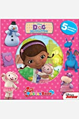 Disney Doc McStuffins My First Puzzle Book Board book