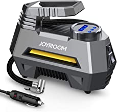 joyroom Portable Air Compressor Tire Inflator CZK-3631, Car Tire Pump with Digital..