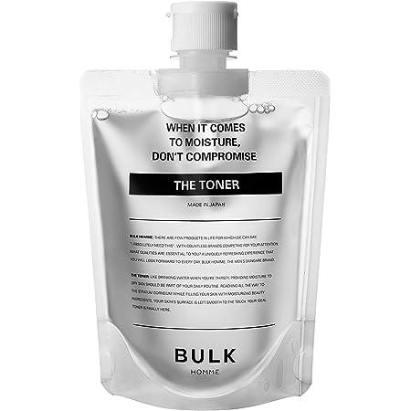 バルクオム (BULK HOMME) バルクオム THE TONER 高保湿化粧水 【低刺激】
