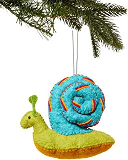 Silk Road Bazaar Snail Ornament
