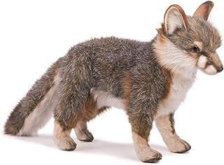 HANSA Fox Plush, Gray