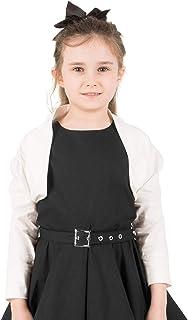 BlackButterfly Kids Half Sleeve Bolero Childrens Girls Shrug Cardigan Top