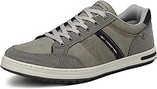 AX BOXING Zapatillas Hombres Deporte Running Sneakers Zapatos para Correr Gimnasio Deportivas Padel Transpirables Casual 4...