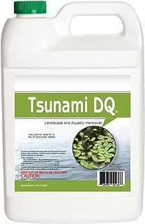 Tsunami DQ Aquatic Herbicide - 37.3 Percent Diquat Dibromide - 1 Gallon