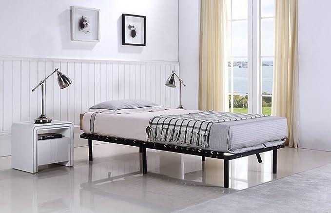 Somier de láminas con 9 patas, cama., 80x200 cm