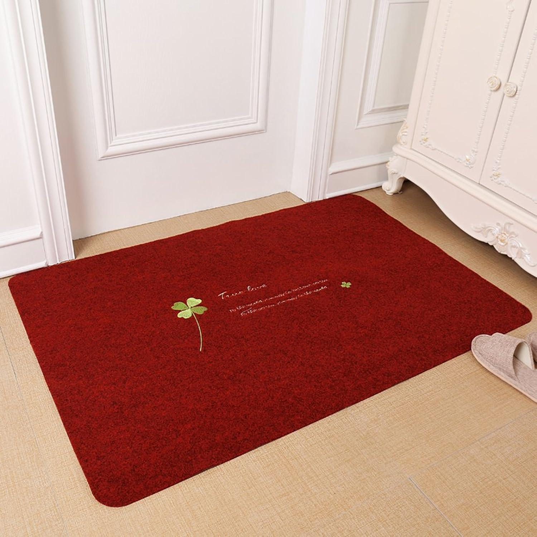 Carpet Kitchen Floor mats Non-Slip mat-A 60x90cm(24x35inch)