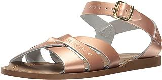 Salt Water Girls' Original Fashion Sandals, Pink (Rose Gold), 11 AU (11 AU)