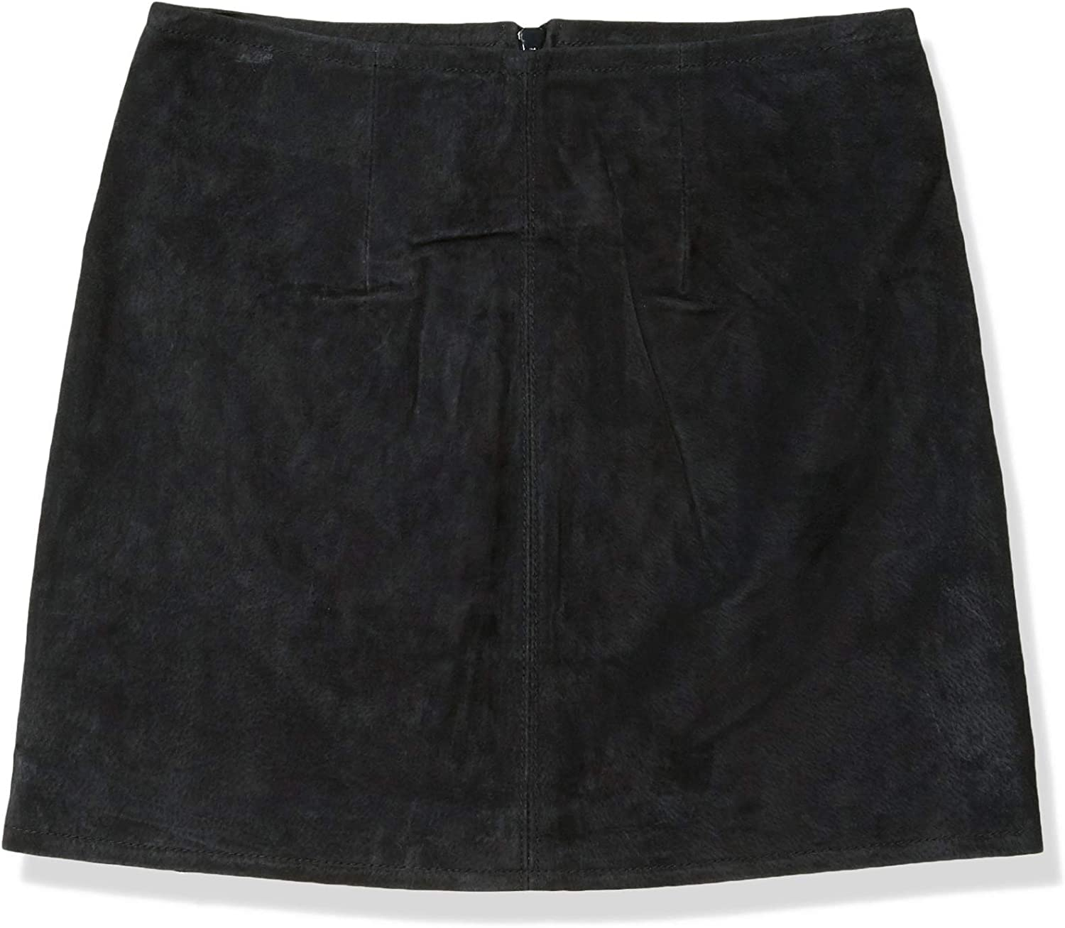 [BLANKNYC] Fashionable Real Suede Mini Skirt for Any Occasions, Dress Or Casual Clothes, Comfortable & Stylish Clothing