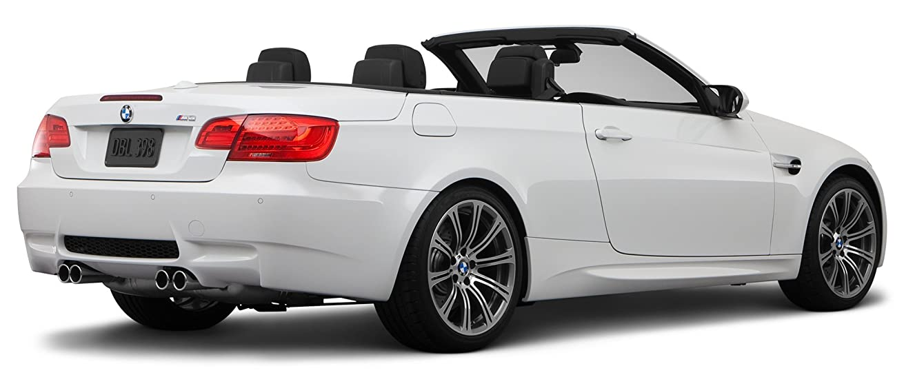 2012 BMW M3 Coupe /& Convertible Owners Manual SET