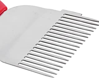Uncapping Fork, Durable Corrosion Resistant Bee Uncapping Fork Honey Scraper, for Home