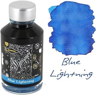 Diamine Shimmering Blue Lightning Ink 50 ml