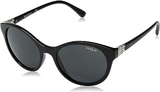 7fb9dcf0a9 Vogue 0Vo5135Sb Gafas de sol, Black, 52 para Mujer
