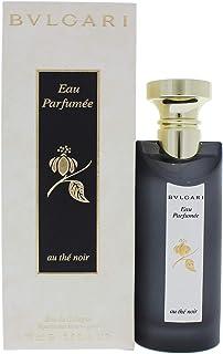 Eau Parfumee Au The Noir by Bvlgari for Unisex Eau de Cologne 75ml