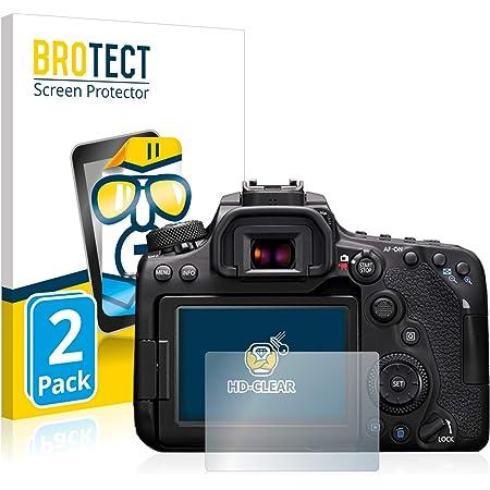 Atfolix Schutzfolie Kompatibel Mit Canon Eos 90d Folie Kamera