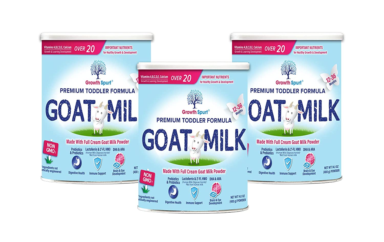Goat Milk Toddler Formula – Goat's Growth Mi Powdered Direct sale Limited time trial price of manufacturer Spurt