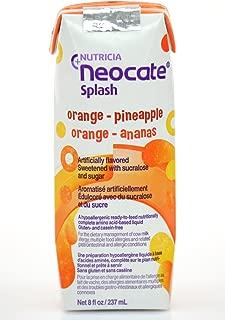 Neocate Splash, Orange-Pineapple, 237 mL (Case of 27)