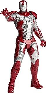 Marvel Iron Man Legacy of Revoltech Iron Man Mark V 6.3 Action Figure LR-024