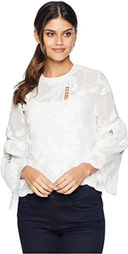Palermo Flare Sleeve Top