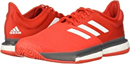 Active Red/Footwear White/Grey Four F17