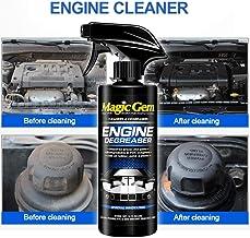 ZABOY Limpiador de Motor Externo Agente de Limpieza, Productos de Mantenimiento de la Belleza del Coche, eliminador de óxido