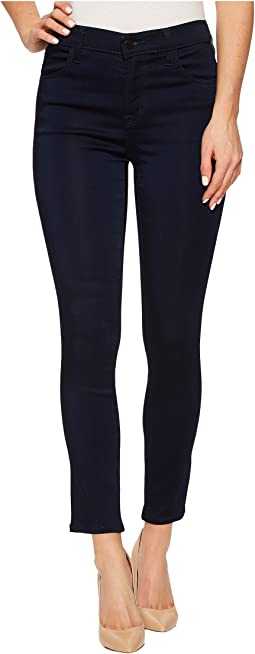 J Brand - Alana High-Rise Crop Skinny in Chime