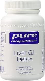Pure Encapsulations - Liver–G.I. Detox - 60 vcaps