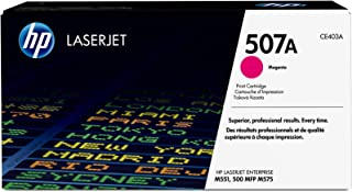 HP 507A | CE403A | Toner Cartridge | Magenta