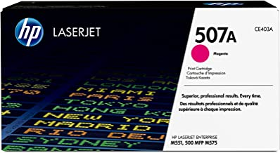 HP 507A | CE403A | Toner Cartridge | Magenta