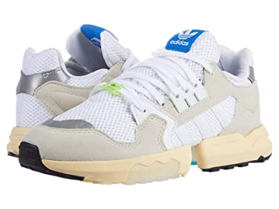 adidas Originals ZX Torsion (White/Raw White/Easy Yellow) Men
