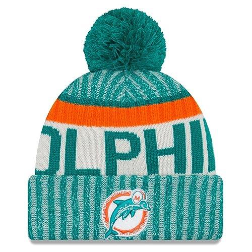 09156536 Miami Dolphins Beanie: Amazon.com
