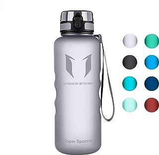 Super Sparrow Botella de agua deportiva -350ml & 500ml &