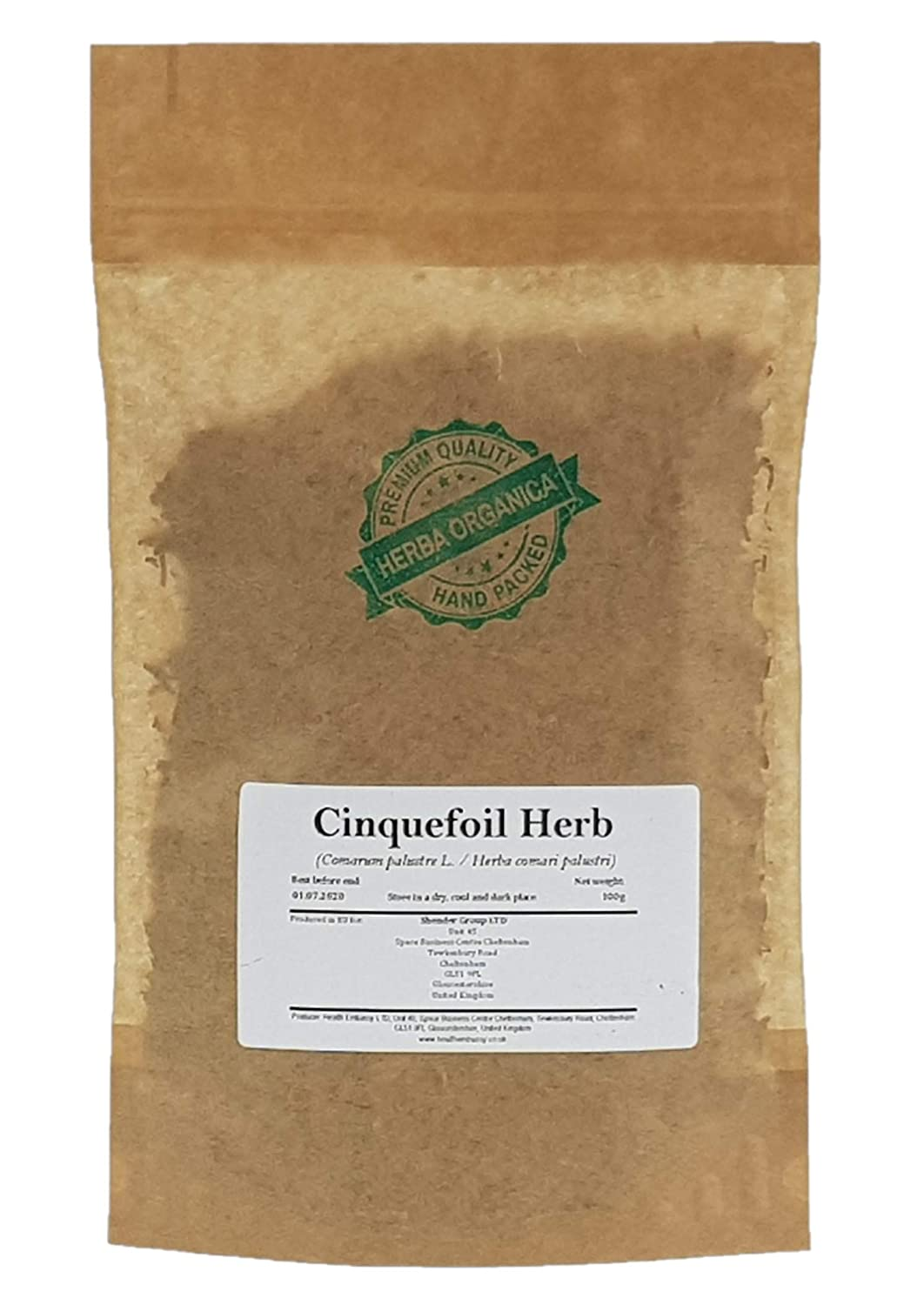 Cinquefoil Free shipping Gorgeous anywhere in the nation Herb - Comarum Palustre L Organica Purple M Herba #