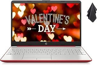 "2021 Newest 15.6"" HP Pavilion HD Laptop, Intel Dual-core Pentium Processor, Intel UHD Graphics, HD Webcam, Bluetooth, HDM..."